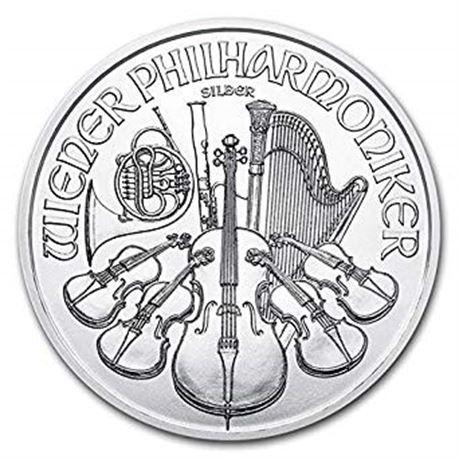 Østerrike Philharmonic 1 Oz Melkeflekker forekommer