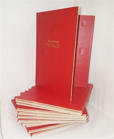 Røde Siegpermer Komplett Brukt