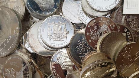 1 Kilo fint sølv