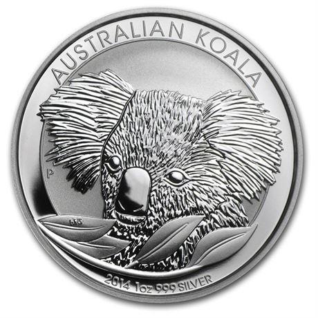 Australia Koala 2014 UNC