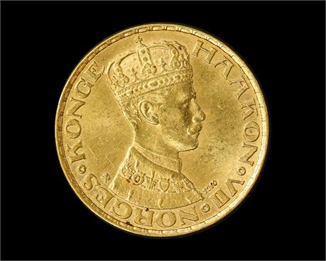 10 Kroner 1910 Kv 01