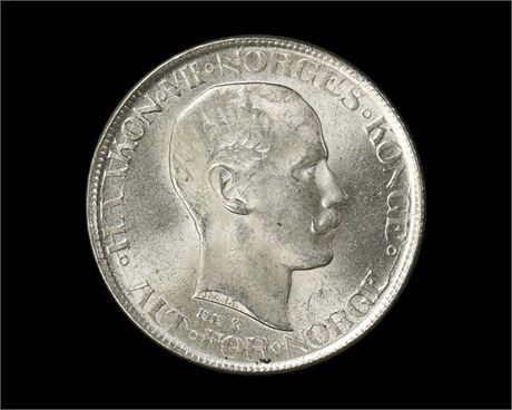 50 Øre 1919 Kv 0