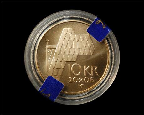 10 Kroner 2006 BU