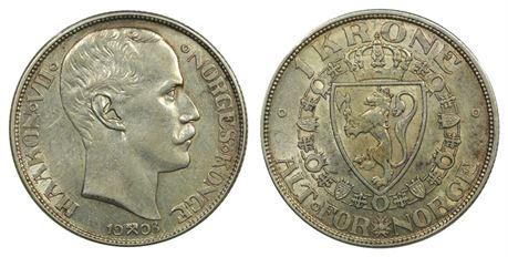 1 Krone 1908 Plate Kv 01
