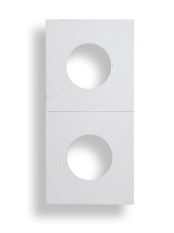 Importa myntrammer, str 27,5 mm. 50 Stk
