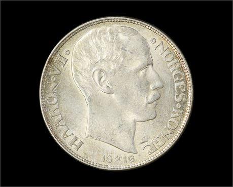 1 Krone 1916 Kv 0/01
